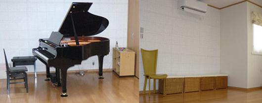 リトミック・ピアノ音楽教室
